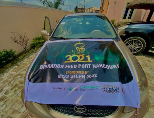 MISS STEPH 2022 (OPERATION FEED PORT HARCOURT PROJECT)